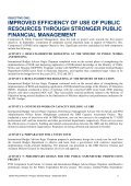 September 2010 Monthly Report - Eng - Frp2.org - Page 6