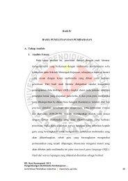 BAB IV HASIL PENELITIAN DAN PEMBAHASAN A. Tahap Analisis 1.