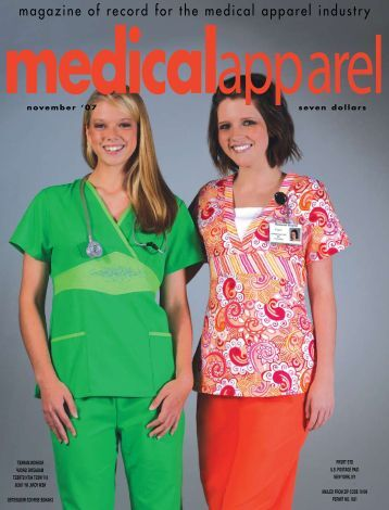magazine of record for the medical apparel industry - FMMG.com