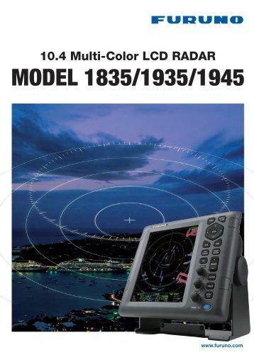 1835/1935/1945 Series Brochure - Furuno USA