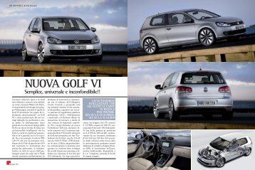 NUOVA GOLF VI - fleming press