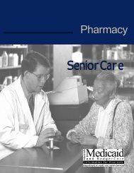 Wisconsin Medicaid Pharmacy Handbook ... - Wisconsin.gov