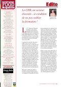 Le Café - FOOD MAGAZINE - Page 3