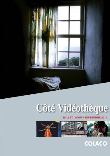 Côté vidéotheque JAS 2011.indd - Colaco
