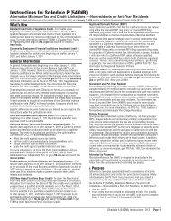 Ftb Form 540 Schedule 2018