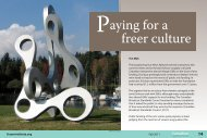 Paying for a freer culture - Fraser Institute