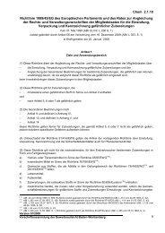 Richtlinie 1999/45/EG - Gewerbeaufsicht - Baden-Württemberg