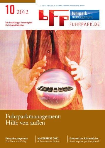 102012 Fuhrparkmanagement: Hilfe von außen - fuhrpark.de ...