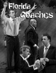 Coaching Staff (47-61) - GatorZone.com