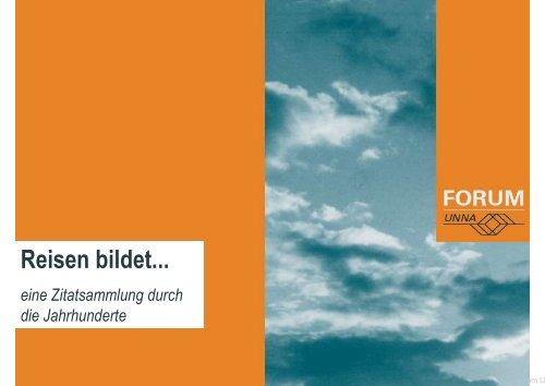 Reisen bildet... - forum unna