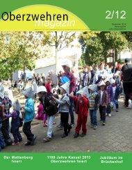Ausgabe 2/2012 - Frauentreff Brückenhof