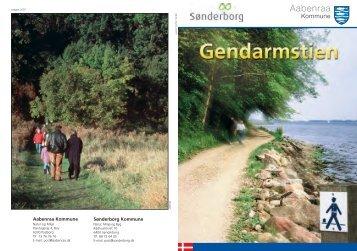 Gendarmstien 2008 DK INDHOLD:Folder 2005 DK ... - Sønderborg.dk