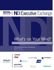 Program Materials - Foley & Lardner LLP