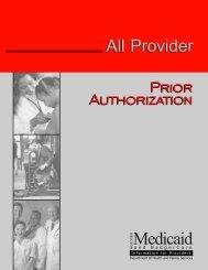 Prior Authorization - Wisconsin.gov