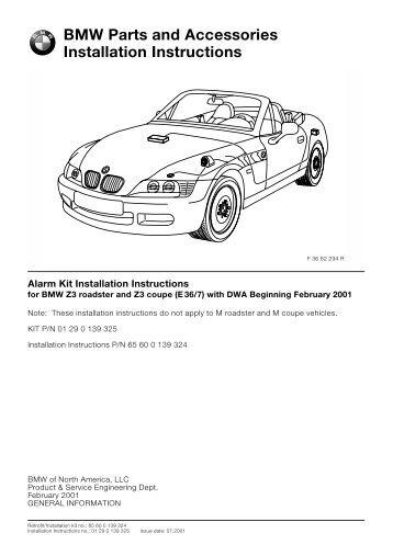 39 Info Bmw Parts Instructions Zip Download Cdr Printable
