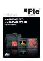mediaMAX EVO mediaMAX EVO S2 - FTE Maximal