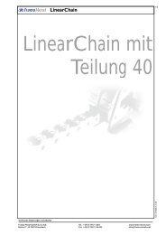 LinearChain - Framo Morat