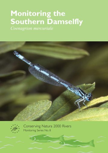 Monitoring the Southern Damselfly - European Commission