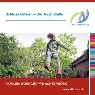 Familienwohngruppe Achterhoek - Schloss Dilborn - Die Jugendhilfe