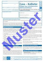 Press: Musterbogen - Perimed Fachbuch Verlag Dr. med. Straube ...