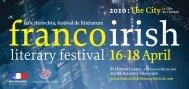 FI 2010 MASTER:Layout 1 - Franco-Irish Literary Festival