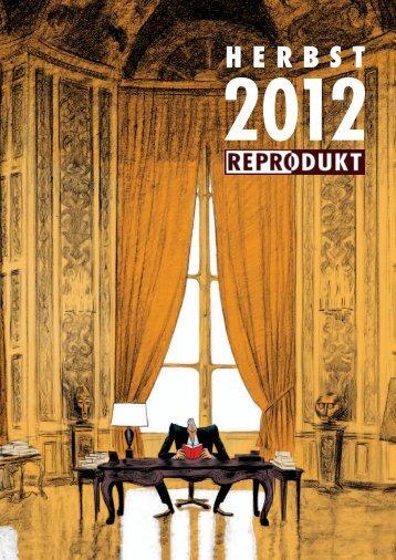 EDITION MODERNE - Reprodukt