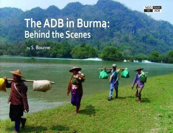 The ADB in Burma: - Online Burma/Myanmar Library