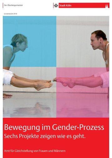 Bewegung im Gender-Prozess - frauennrw.de