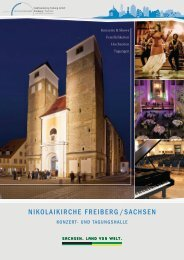 2012-04-05 Imagebroschüre Nikolaikirche_v7.indd - Freiberg-Service