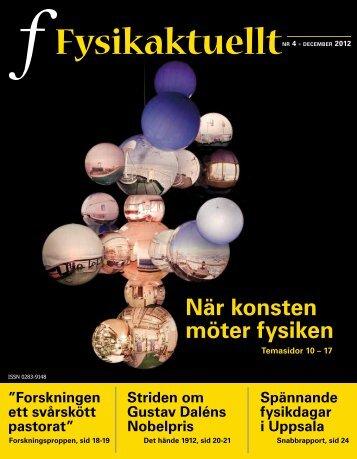 2012-4 - Svenska Fysikersamfundet