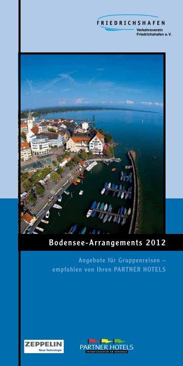 Bodensee-Arrangements 2012 - Friedrichshafen