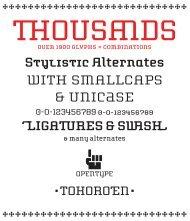 LIGA RES S SH - FontShop