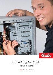 Download Ausbildungsbroschüre - Fissler GmbH