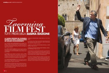 TUTTI I PREMI DELLA 56sima EDiZiONE - fleming press
