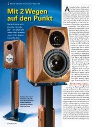 Testbericht Diapason ADAMANTES 25TH aus ... - Friends of Audio
