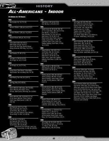 2005 UF Men's Track Cover.qxd - GatorZone.com