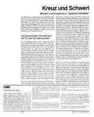 Kreuz und Schwert - Forum – für Politik, Gesellschaft und Kultur ...