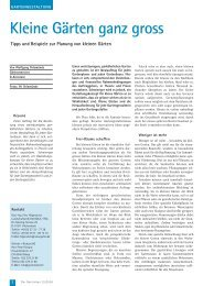 Zeitungsbericht öffnen (pdf) - Winkler & Richard AG