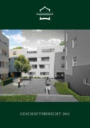 Geschäftsjahr 2011 - Fundamenta Real Estate AG