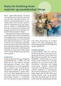 Avanserte materialer Norge 2020 - Norges forskningsråd - Page 3