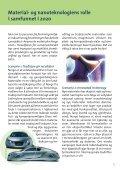 Avanserte materialer Norge 2020 - Norges forskningsråd - Page 5