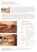 Kurhaus Freyung - Tagungs- und ... - Stadt Freyung - Seite 2