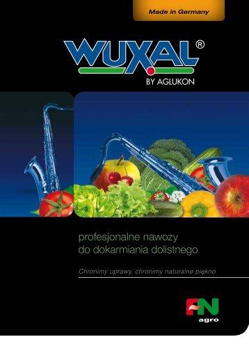 profesjonalne nawozy do dokarmiania dolistnego - FiN Agro Polska