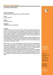 Programm Bruessel 2012 - Forum Unna