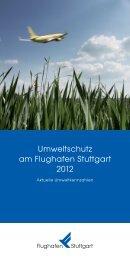 Umweltschutz am Flughafen Stuttgart 2012