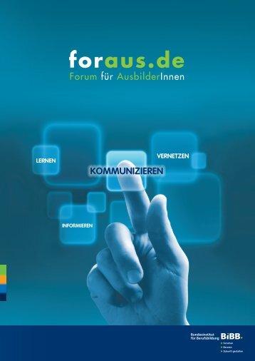 KOMMUNIZIEREN - Foraus.de