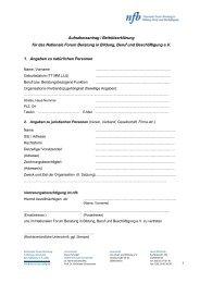 Antrag auf Mitgliedschaft - Nationales Forum Beratung in Bildung ...