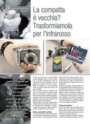 ELABORAZIONE IR - Fotografia.it