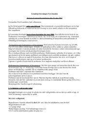 Referat fra GF 20/5 2007 - Grundejerforeningen Fyrrelunden