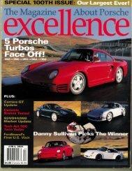 Excellence Porsche Turbo Comparison Article April ... - flachbau.com